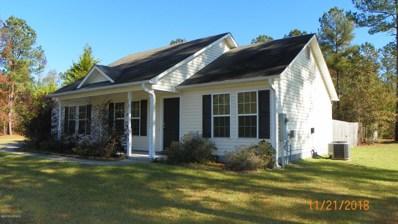 103 Joshua Aaron Trail, Richlands, NC 28574 - MLS#: 100142667