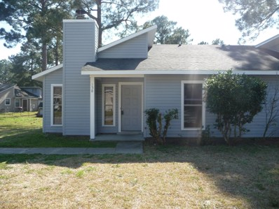158 Village Circle, Jacksonville, NC 28546 - MLS#: 100142820
