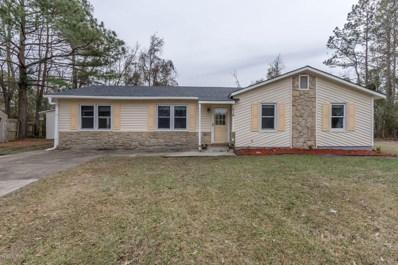 516 Redwood Place, Jacksonville, NC 28540 - MLS#: 100143302