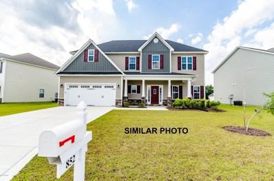 317 Old Snap Dragon Court, Jacksonville, NC 28546 - MLS#: 100143443