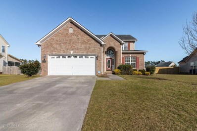 224 Stagecoach Drive, Jacksonville, NC 28546 - MLS#: 100144618