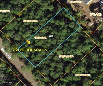 260 Bordeaux Lane, Boiling Spring Lakes, NC 28461 - MLS#: 100144729
