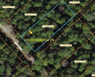320 Bordeaux Lane, Boiling Spring Lakes, NC 28461 - MLS#: 100144819