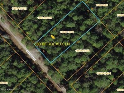 330 Bordeaux Lane, Boiling Spring Lakes, NC 28461 - MLS#: 100144822