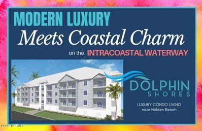 2256 Dolphin Shores Drive SW UNIT 1, Holden Beach Mainland, NC 28462 - MLS#: 100145079