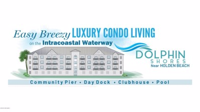 2256 Dolphin Shores Drive SW UNIT 8, Holden Beach Mainland, NC 28462 - MLS#: 100145080