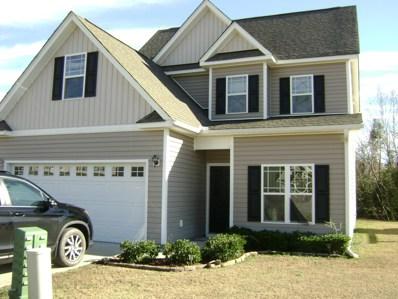 454 Peregrine Ridge Drive, New Bern, NC 28560 - MLS#: 100145284
