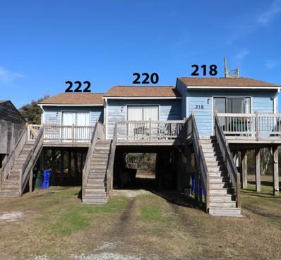 218 Sandpiper Drive, North Topsail Beach, NC 28460 - MLS#: 100145348