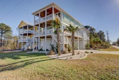 507 North Carolina Avenue, Carolina Beach, NC 28428 - MLS#: 100145794