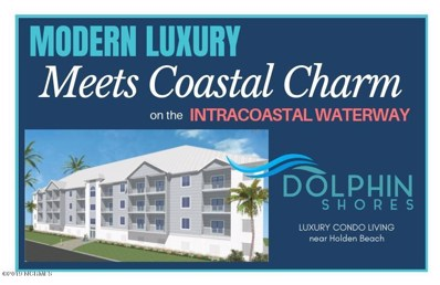 2256 Dolphin Shores Drive SW UNIT 9, Holden Beach Mainland, NC 28462 - MLS#: 100145900