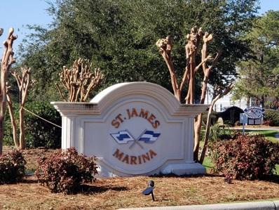 2571 St James D-13 Wet Slip Drive, Southport, NC 28461 - MLS#: 100146245