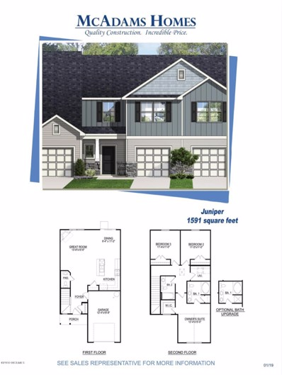 1628 Bratton Court UNIT C, Wilmington, NC 28411 - MLS#: 100146794