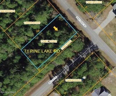 71 Pine Lake Road, Boiling Spring Lakes, NC 28461 - MLS#: 100147086