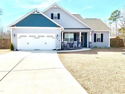 104 Gabriels Way, Jacksonville, NC 28546 - MLS#: 100148801