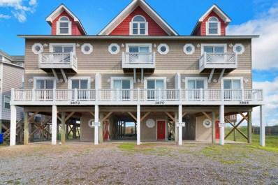 3872 Island Drive, North Topsail Beach, NC 28460 - MLS#: 100148802