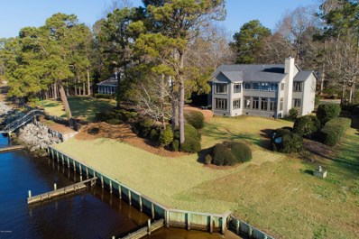 363 Indian Bluff Drive, Minnesott Beach, NC 28510 - MLS#: 100149447