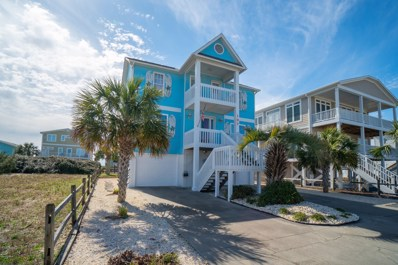 197 Brunswick Avenue W, Holden Beach Island, NC 28462 - MLS#: 100151518