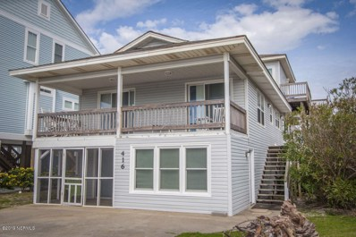 5416 W Beach Drive, Oak Island Beach, NC 28465 - MLS#: 100152501