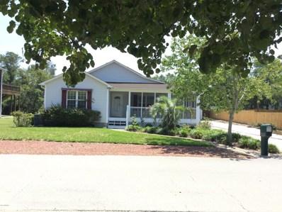 408 Barbee Boulevard, Oak Island Wooded, NC 28465 - MLS#: 100153796