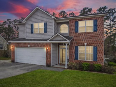 223 Stagecoach Drive, Jacksonville, NC 28546 - MLS#: 100153872