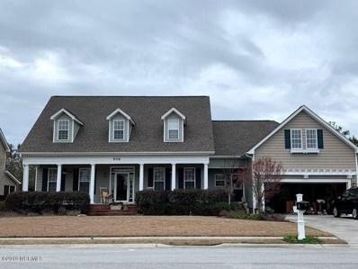 906 Morganser Drive, Swansboro, NC 28584 - MLS#: 100154174