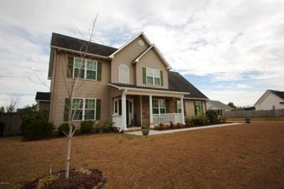 604 Walkens Woods Lane, Jacksonville, NC 28546 - #: 100155492
