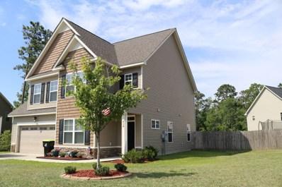 416 Cyrus Thompson Drive, Jacksonville, NC 28546 - MLS#: 100156348