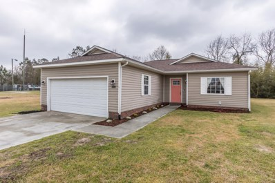 100 Fodder Drive, Hubert, NC 28539 - MLS#: 100156938