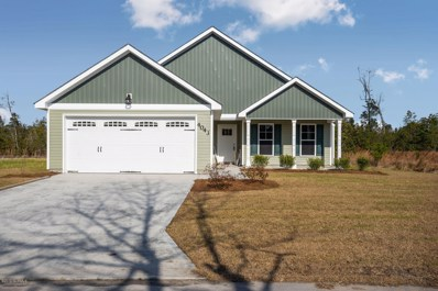 4043 Hunters Trail, Jacksonville, NC 28546 - MLS#: 100157480