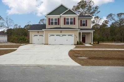 318 Adobe Lane, Jacksonville, NC 28546 - #: 100159101