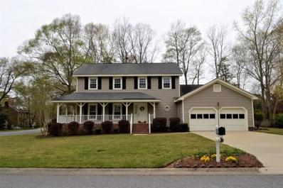 1808 Plantation Circle, Greenville, NC 27858 - MLS#: 100159143