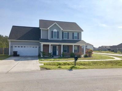 266 Silver Hills Drive, Jacksonville, NC 28546 - MLS#: 100159223