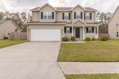 401 Savannah Drive, Jacksonville, NC 28546 - #: 100159532