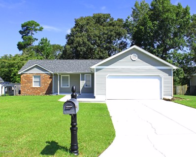 503 Tall Pine Court, Midway Park, NC 28544 - MLS#: 100159634