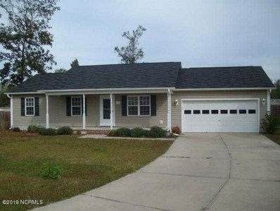 402 Austin Court, Richlands, NC 28574 - MLS#: 100160353