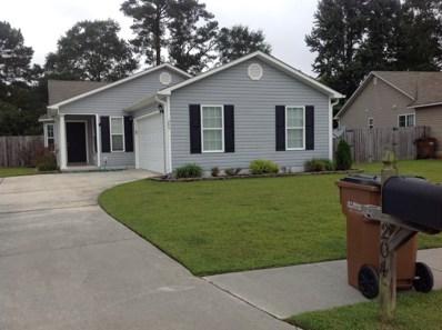 204 Mulberry Lane, Jacksonville, NC 28546 - MLS#: 100160364