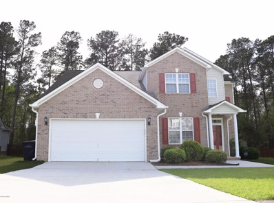 217 Stagecoach Drive, Jacksonville, NC 28546 - MLS#: 100160902