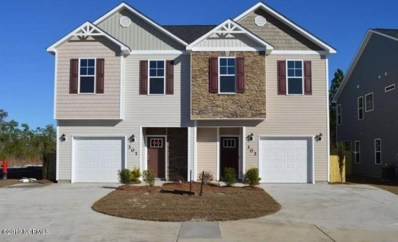 392 Frisco Way, Holly Ridge, NC 28445 - MLS#: 100163161