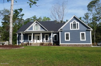 219 White Oak Bluff Road, Stella, NC 28582 - #: 100163522
