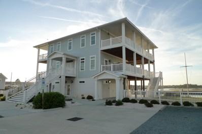 111 N New River Drive UNIT A21, Surf City, NC 28445 - #: 100163551