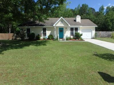 110 Falcon Crest Road, Jacksonville, NC 28540 - MLS#: 100164438