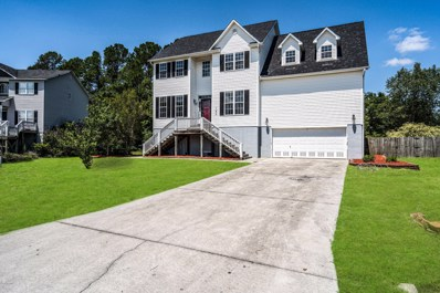 160 Forest Bluff Drive, Jacksonville, NC 28540 - #: 100169514