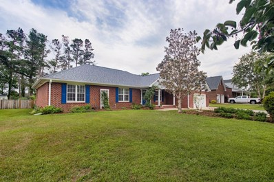 1609 Sanderling Drive, Morehead City, NC 28557 - MLS#: 100170074