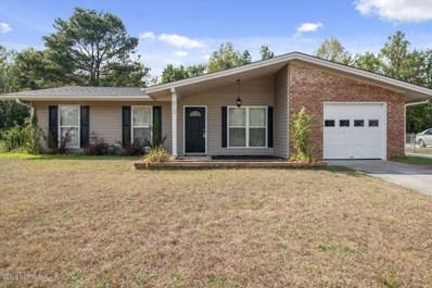 512 Shamrock Drive, Jacksonville, NC 28540 - MLS#: 100173000