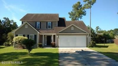 126 Whiteleaf Drive, Jacksonville, NC 28546 - #: 100173463