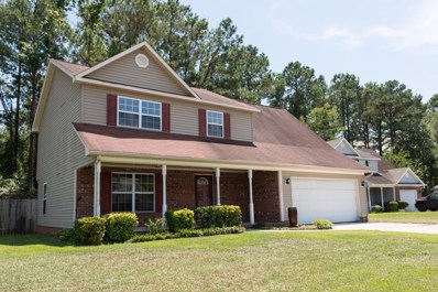 205 W Carrington Way, Jacksonville, NC 28546 - #: 100175817