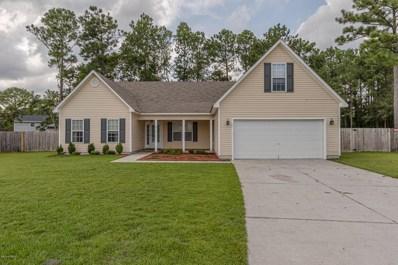 17 Jasmine Lane, Jacksonville, NC 28546 - #: 100177591
