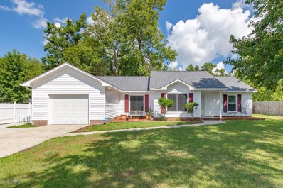 284 Raintree Road, Jacksonville, NC 28540 - #: 100178492