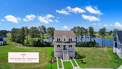405 Pearl Button Way, Holly Ridge, NC 28445 - MLS#: 100179178