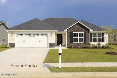 256 Wood House Drive, Jacksonville, NC 28546 - #: 100182087